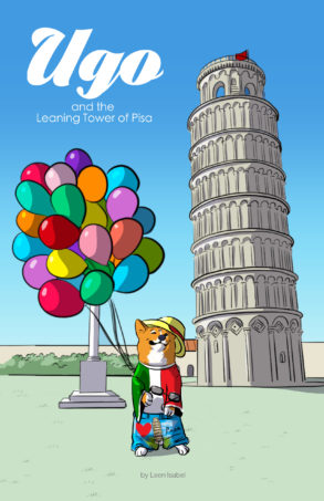 Ugo and The Leaning Tower of Pisa