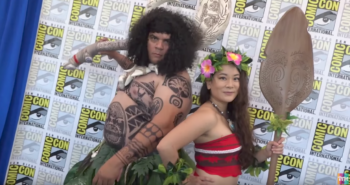 Moana Oar Cosplay – CUSTOM BUILT