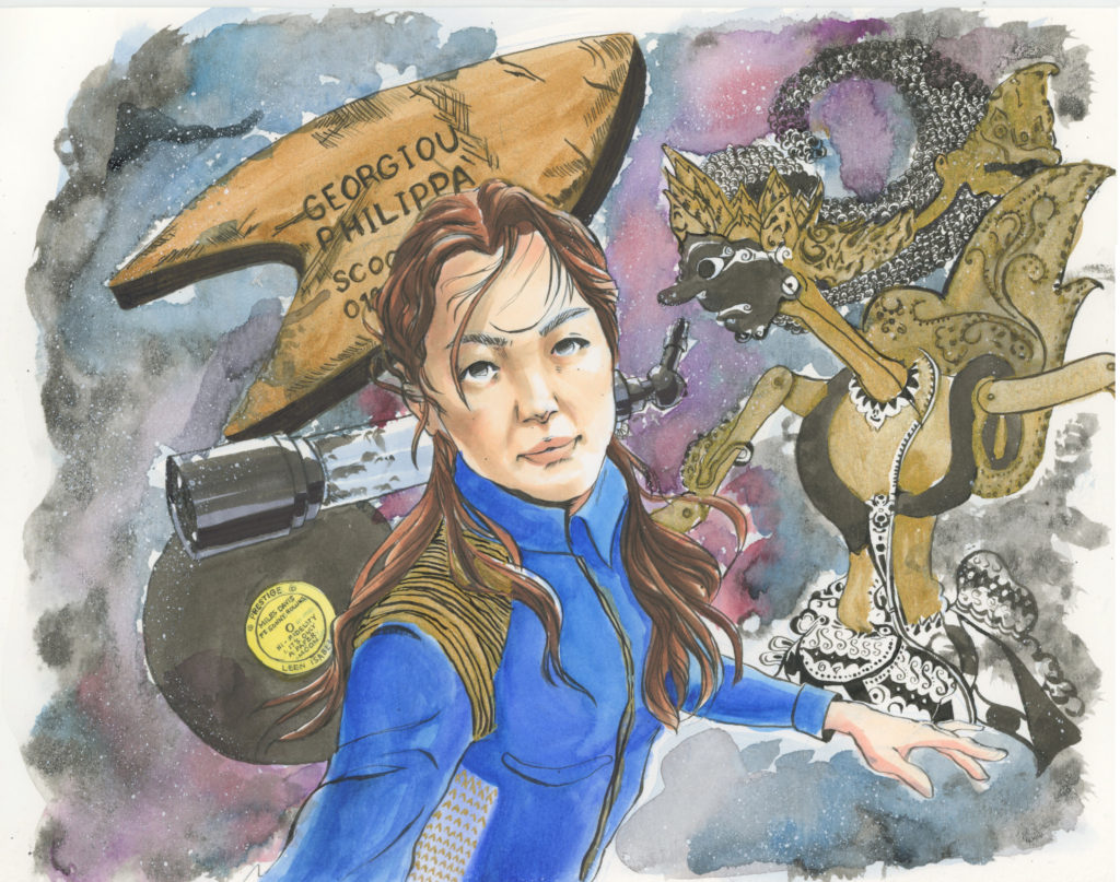 Captain Georgiou - Star Trek Discovery Fan Art